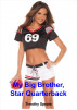 My Big Brother, Star Quarterback by Timothy Spears