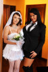 THE BRIDE AND THE EVIL LESBIAN COMMENTATOR by jaja stinks