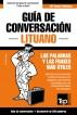 Guía de Conversación Español-Lituano y mini diccionario de 250 palabras by Andrey Taranov