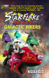 Starflake rides with the Galactic Bikers by Nicola Cuti
