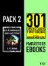 Pack 2 Fantásticos ebooks, nº27. Un Comienzo para un Final & 301 Chistes Cortos y Muy Buenos by J. K. Vélez & Ainhoa Montañez