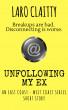 Unfollowing My Ex by Laro Claitty