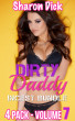 Dirty Daddy Incest Bundle 4 Pack - Volume 7 by Sharon Dick