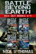 Battle Beyond Earth - Box Set (Books 6-9) by Nick S. Thomas