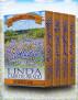 A Year of Romance: Books 1-4 in Dorado, Texas series by Linda Carroll-Bradd