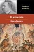 El anticristo y Ecce homo by Friederich Nietzsche