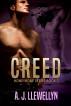 Creed by A. J. Llewellyn
