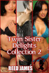 Twin Sister Delights Collection 2 by Reed James