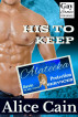 His to Keep by Alice Cain