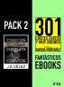 Pack 2 Fantásticos ebooks, nº026. Colección Completa Cuentos y 301 Chistes Cortos y Muy Buenos by J. K. Vélez & Ainhoa Montañez