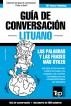 Guía de Conversación Español-Lituano y vocabulario temático de 3000 palabras by Andrey Taranov