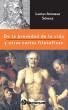 De la brevedad de la vida y otras cartas filosóficas by Lucius Annaeus Séneca