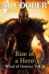 Rise of a Hero by AJ Cooper