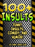 100+ Insults by LOL Funny Jokes Club