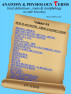 Anatomy and Physiology Terms: Brief Definitions, Roots & Morphology; An Abecedary; Vol 4A Muscular System - Gross Anatomy Terms by Lee Oliva