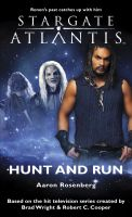 Aaron Rosenberg - STARGATE SGA-13 Hunt and Run