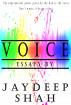 Voice: Essays by Jaydeep Shah by Jaydeep Shah