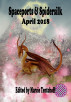 Spaceports & Spidersilk April 2018 by Marcie Tentchoff
