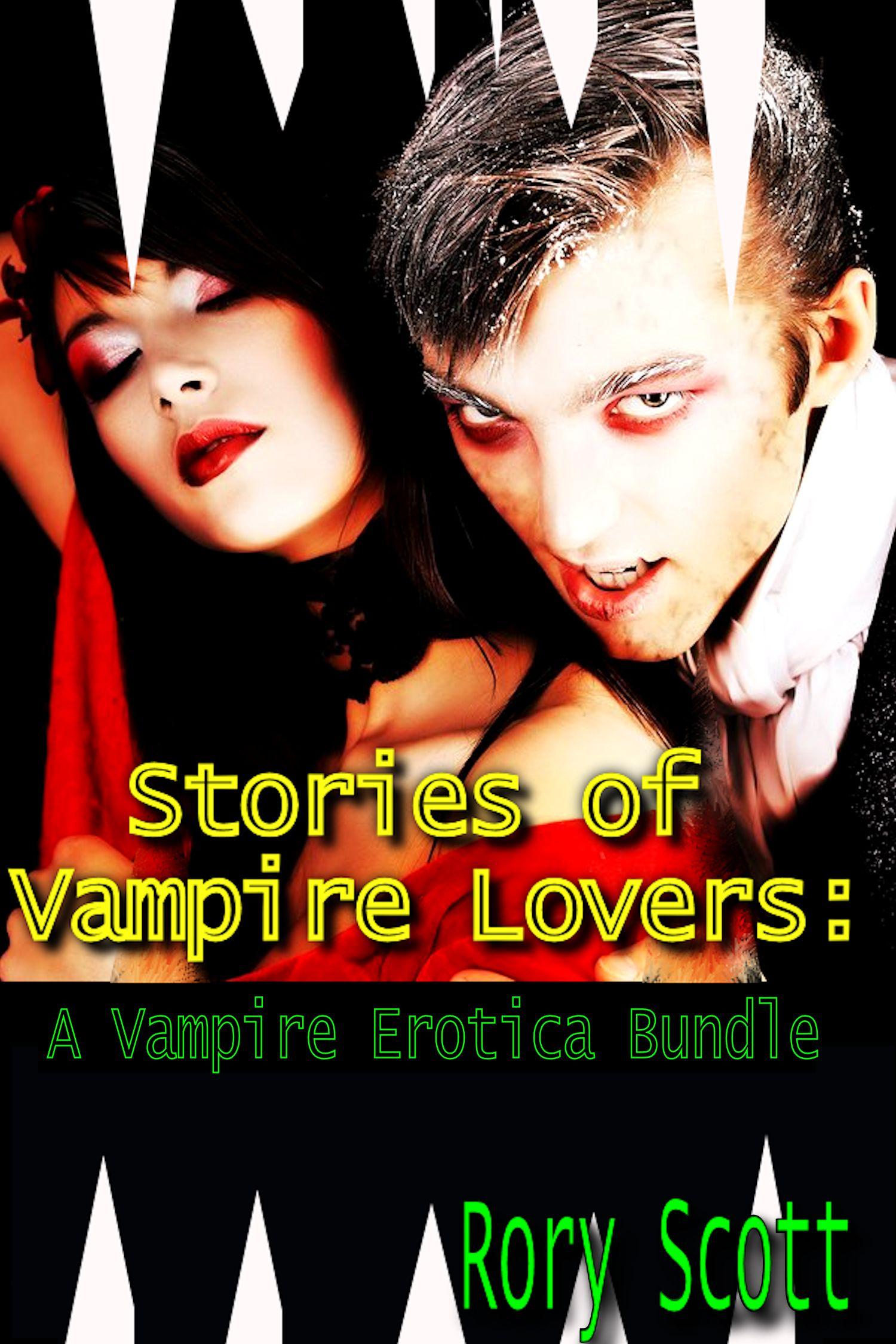 Vampire erotica stories naked videos