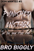 Punished Onstage at the Gay Strip Club (Dom Wanted #3) by Bro Biggly