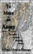To Make an Assay by Shawn Michel de Montaigne