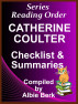 Catherine Coulter - Series Reading Order - with Summaries & Checklist by Albie Berk