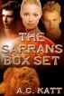 The Sarrans Box Set by A.C. Katt