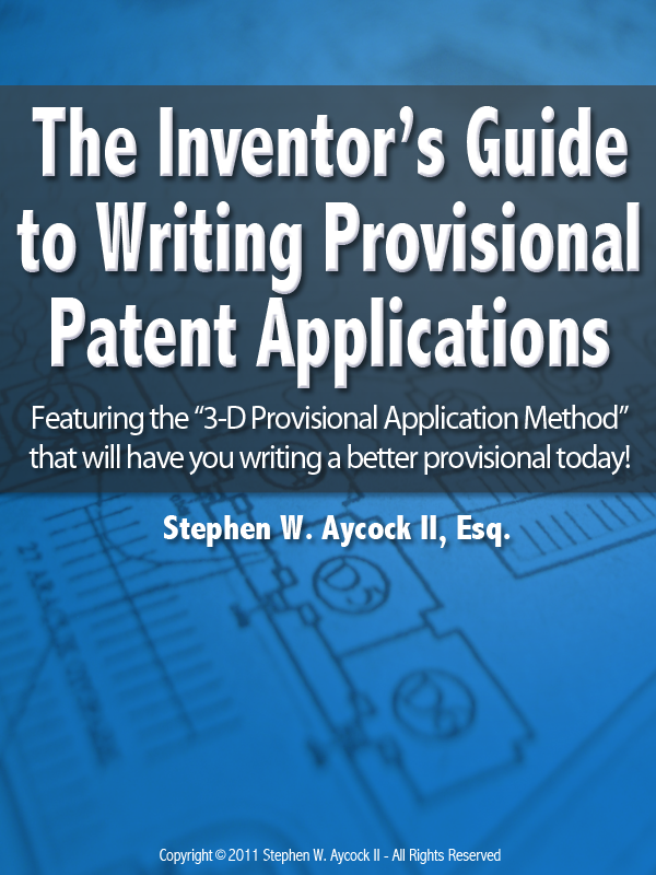 help writing provisional patent