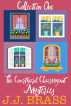 The Courtyard Clairvoyant Mysteries Collection One by J.J. Brass