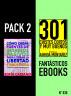 Pack 2 Fantásticos ebooks, nº030. Cómo crear fuentes de ingresos pasivos para lograr la libertad financiera & 301 Chistes Cortos y Muy Buenos by Sofía Cassano & Ainhoa Montañez