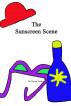 The Sunscreen Scene by Karen Lackey