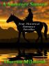 A Summer Sunset: Four Historical Romance Novellas by Doreen Milstead