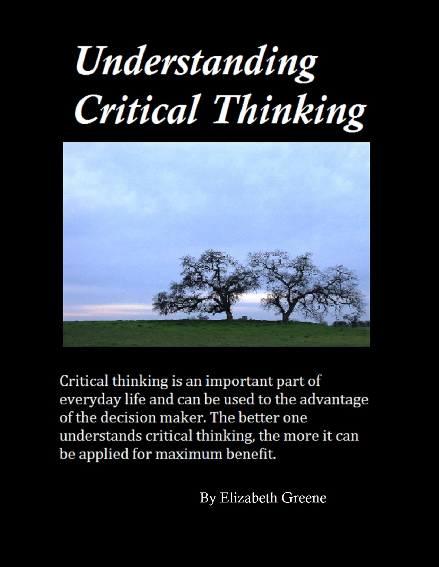 benefits of critical thinking in management · critical thinking may simply be defined as the objective analysis and evaluation of an issue in order to form a judgment it means exercising or.