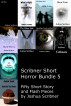 Scribner Short Horror Bundle 5: Fifty Short Story and Flash Pieces by Joshua Scribner by Joshua Scribner