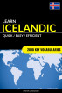 Learn Icelandic - Quick / Easy / Efficient: 2000 Key Vocabularies by Pinhok Languages