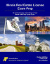 Illinois Real Estate License Exam Prep: All-in-One Review and Testing To Pass Illinois' AMP Real Estate Exam by Stephen Mettling, David Cusic, & Ryan Mettling