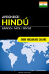 Aprender Hindú - Rápido / Fácil / Eficaz: 2000 Vocablos Claves by Pinhok Languages