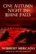 One Autumn Night In Rhine Falls by Norbert Mercado