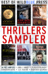 Thrillers Sampler: The Best Of WildBlue Press by WildBlue Press
