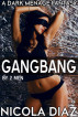 Gangbang by 2 Men by Nicola Diaz