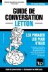 Guide de conversation Français-Letton et vocabulaire thématique de 3000 mots by Andrey Taranov