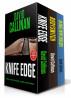 Dark triple  thriller boxset by David Callinan