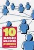 10 Basic manners for Facebook by 101 Seleções