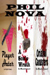 Joe Martello Volumes 4,5,&6 by Phil Nova