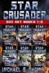 Star Crusader - Box Set (Books 1-6) by Michael G. Thomas