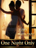 One Night Only by Tory Richards