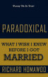 PARADOXICAL by Richard Homawoo