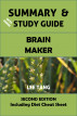 Summary & Study Guide - Brain Maker: Including Diet Cheat Cheat by Lee Tang