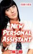 Erotica: New Personal Assistant by Tina Long