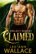 Claimed by Lee-Ann Wallace